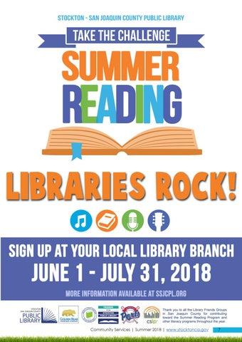 Page 7 of Summer Reading Library Program