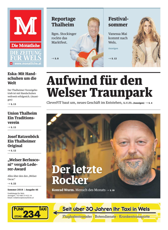 Die Monatliche Ausgabe 46 by Die Monatliche Die Zeitung
