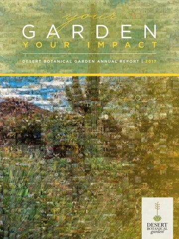 cf4450f444fdf Desert Botanical Garden 2017 Annual Report by Desert Botanical ...