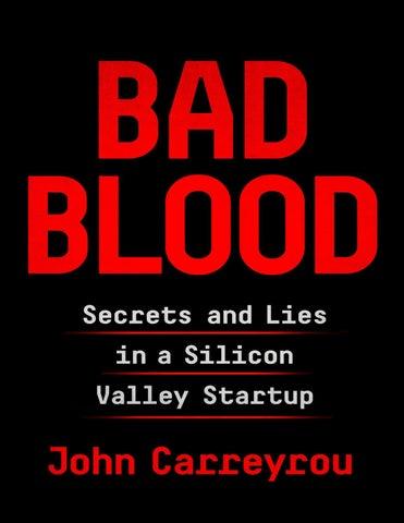 1ec386641 bad blood by yac201414 - issuu