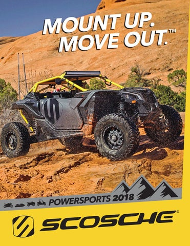 Scosche Powersports 2018 by Scosche Industries - issuu