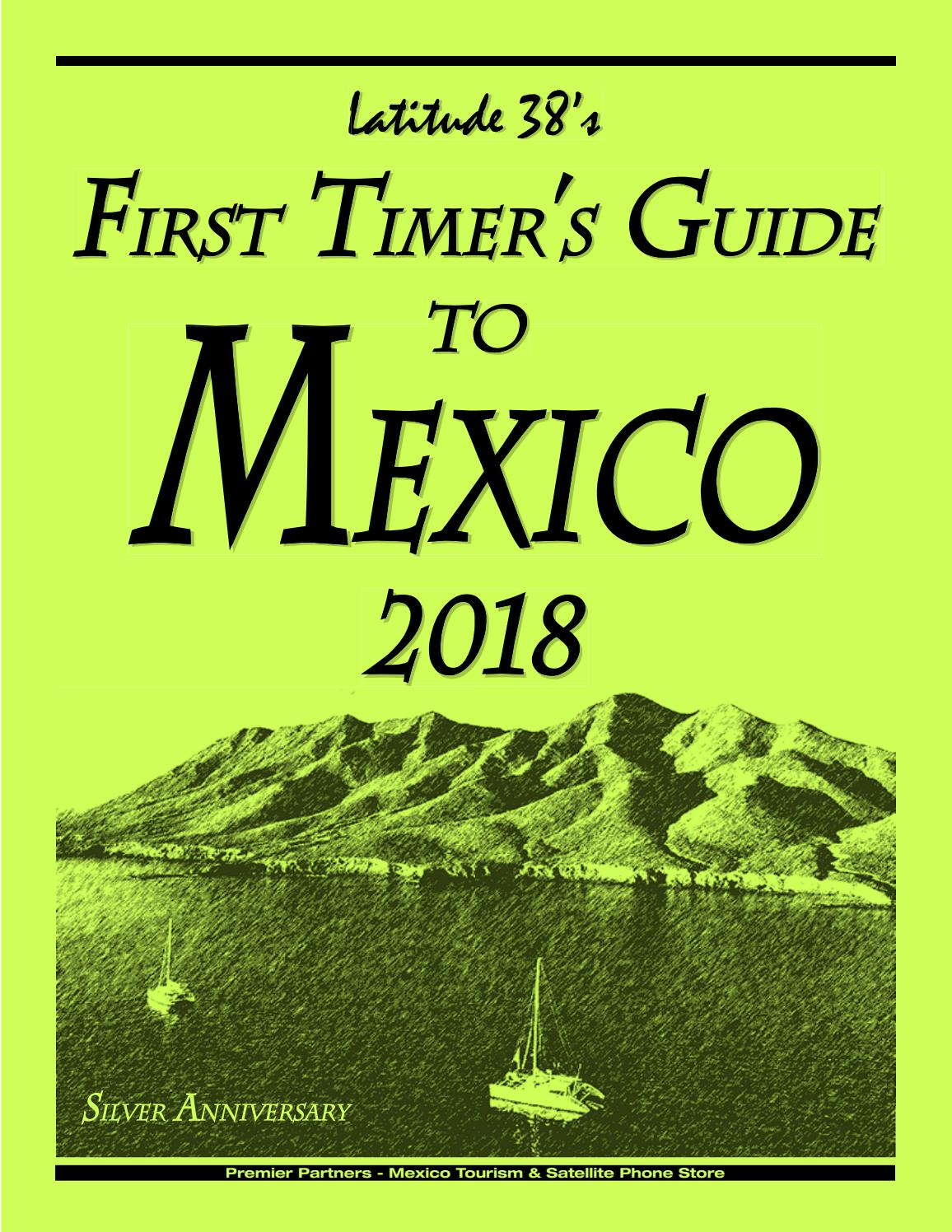 First Timer's Guide to Mexico 2018