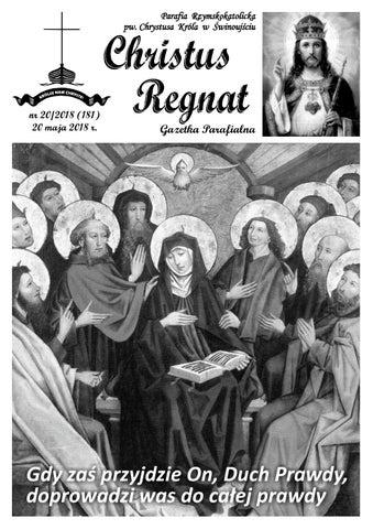 Nr 202018 181 20052018 By Christus Regnat Issuu