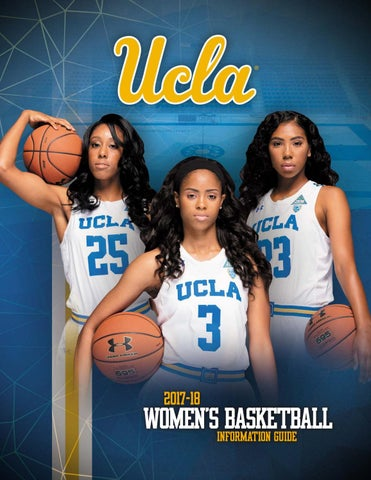 240969e4b757 2017-18 UCLA Women s Basketball Information Guide by UCLA Athletics ...