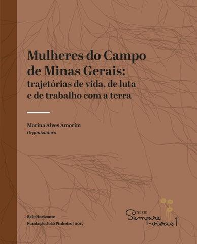 bcc4a76039a2 Livro Mulheres do Campo de Minas Gerais by Fundação João Pinheiro ...