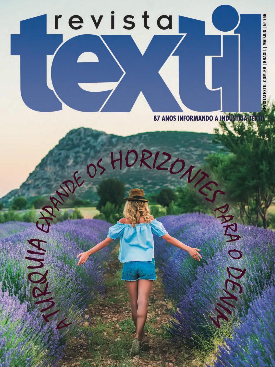 ac2ca52b7 Revista Têxtil 755 by Revista Textil - issuu
