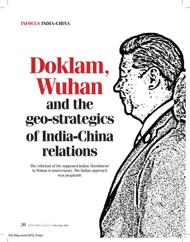 Page 22 of India and China in the Era of Donald Trump
