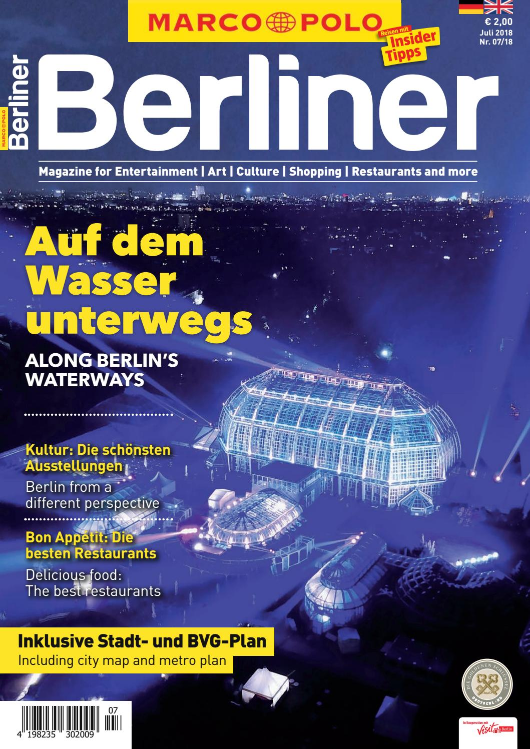 Marco Polo Berliner #072018 by Berlin Medien GmbH issuu