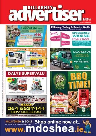 Killarney Advertiser 22 June, 2018 by Killarney Advertiser