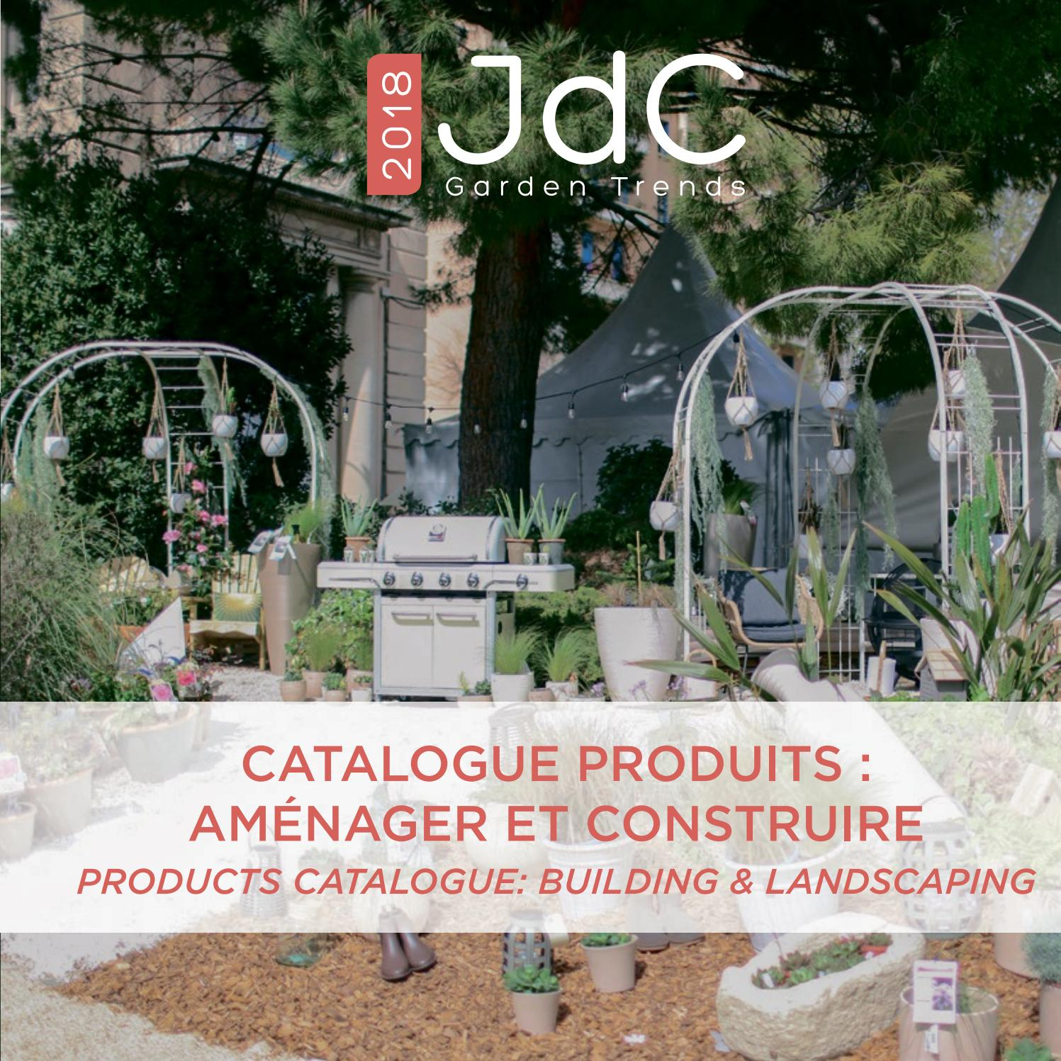 Jdc jardin 2018 e catalogue amenager by INFOPRO DIGITAL - issuu