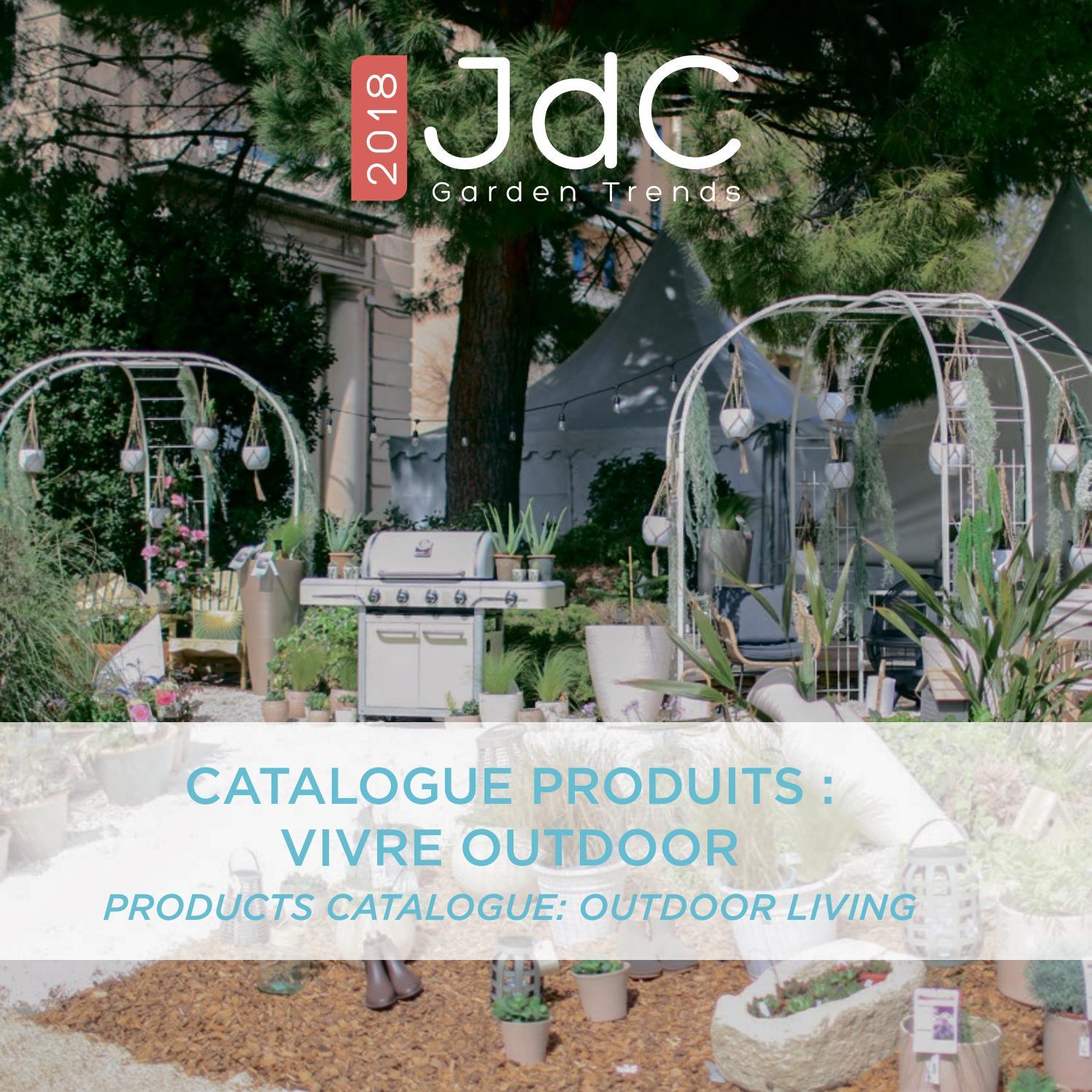 Jdc Jardin 2018 E Catalogue Vivre By Infopro Digital Issuu