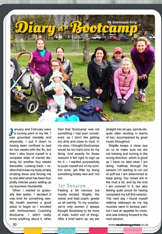 Page 30 of Diary of a Bootcamp