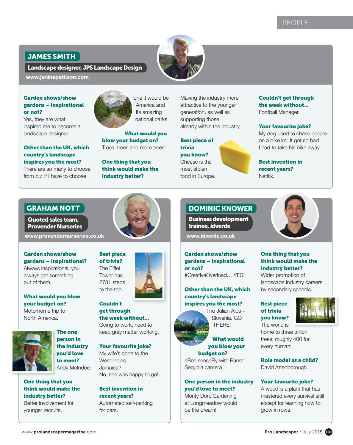 Pro Landscaper July 2018 by Eljays44 - issuu