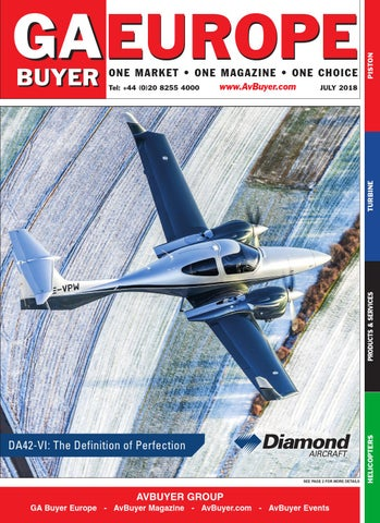 GA Buyer Europe July 2018 by AvBuyer Ltd  - issuu