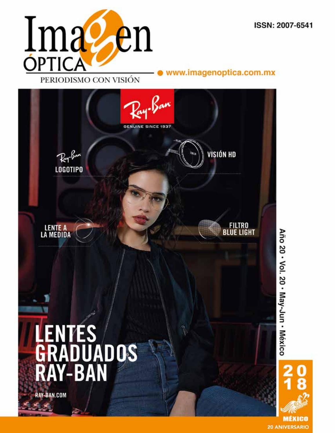Revista Mayo Junio 2018 by Imagen Optica - issuu
