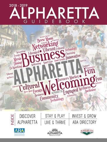 554dfc6e4d9 Alpharetta Guidebook 2018 by PubMan