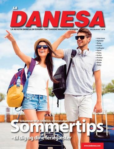 c3c23c5ce299 La Danesa Juli/August 2018 by Norrbom Marketing - issuu