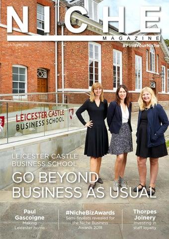 b45f10c7adc Niche Magazine Issue 11 by Niche Magazine - issuu