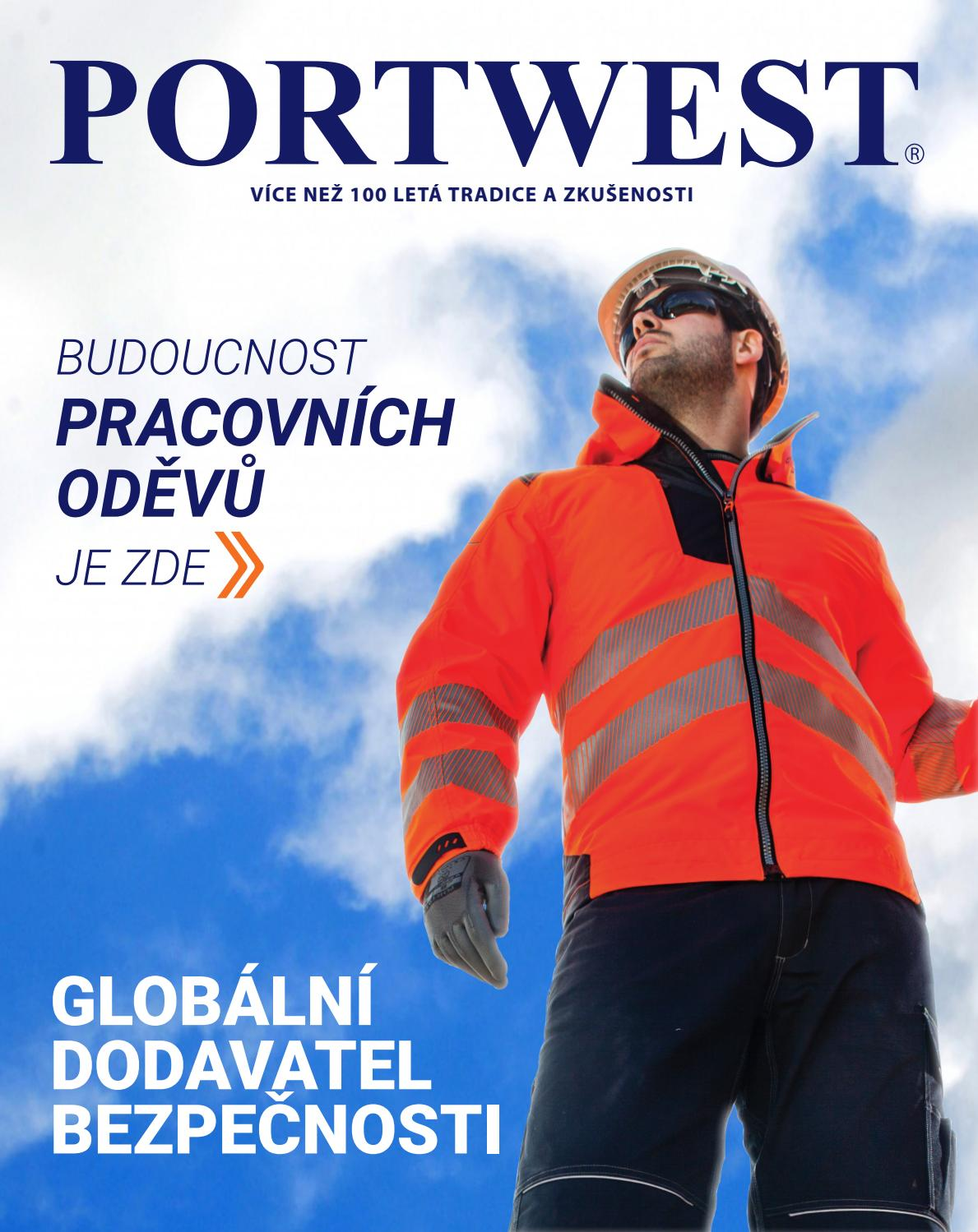 Czech online by Portwest Ltd - issuu 4d3b2c5393