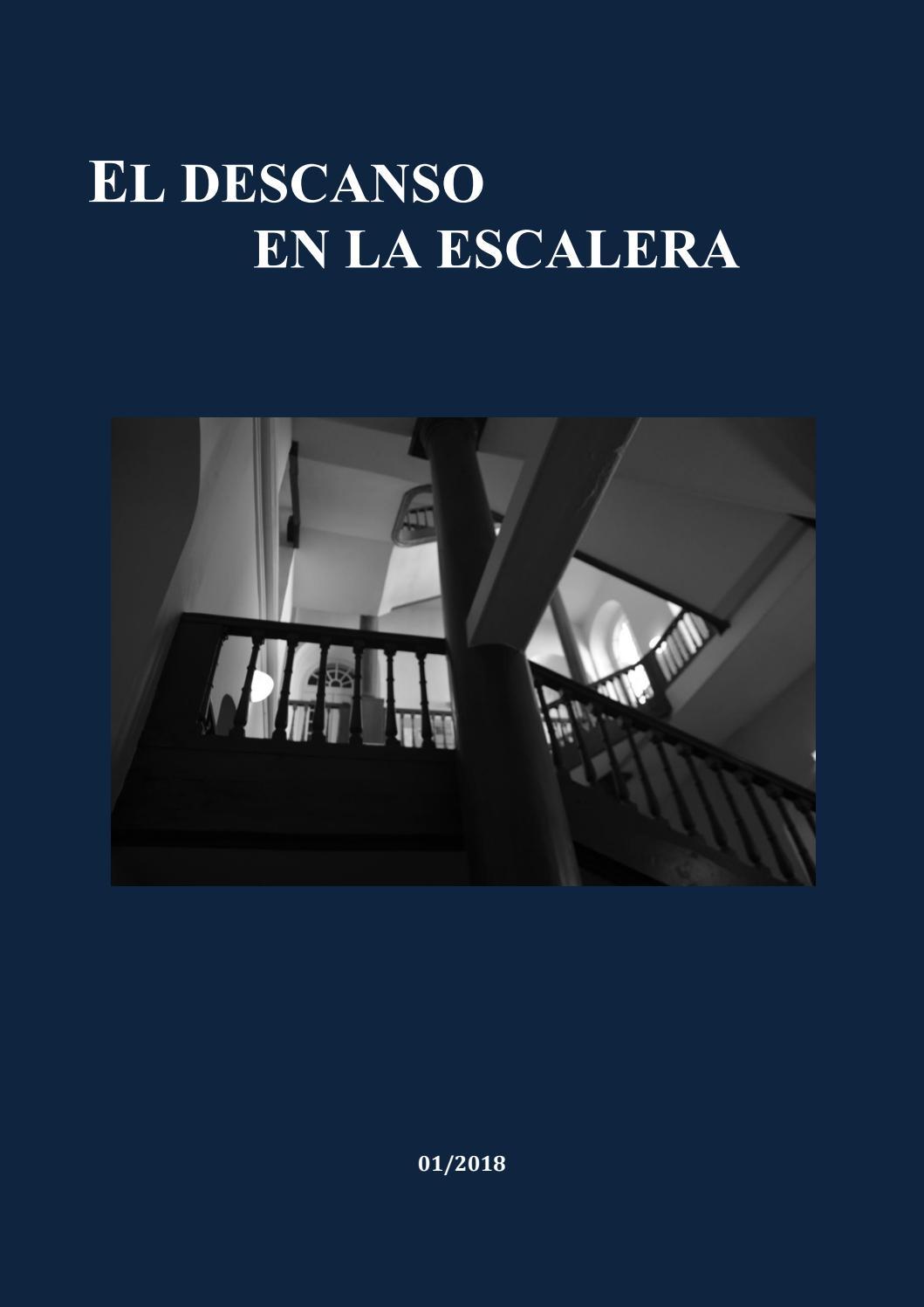 El descanso en la escalera by El descanso en la escalera - issuu