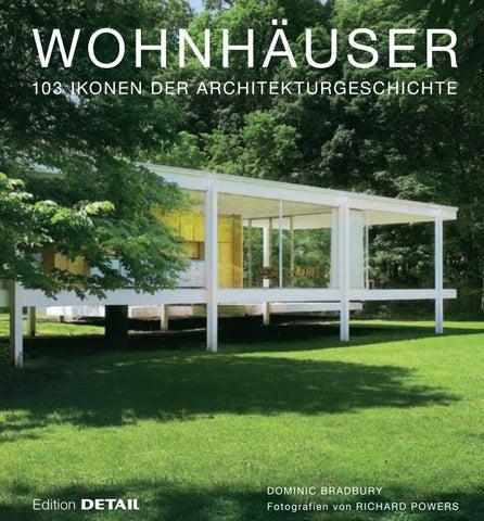 Wohnhäuser by DETAIL - issuu