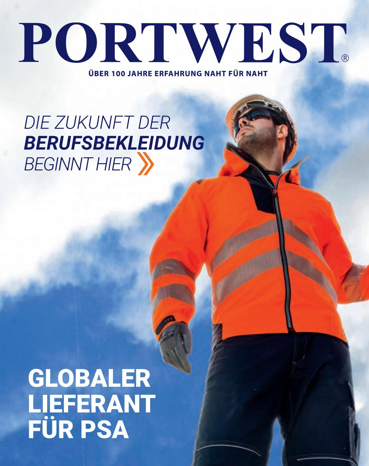 Portwest CS10 Kühlhaus Jacke | Fruugo