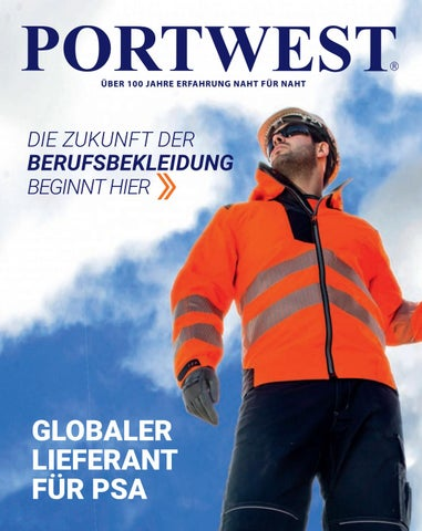 German online by Portwest Ltd issuu