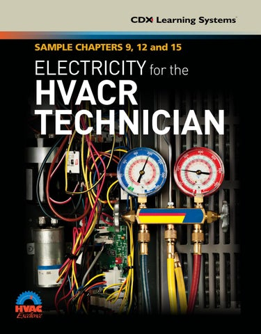 9781284144772 HVACR tech Sample Chapters 9, 12 and 15 by