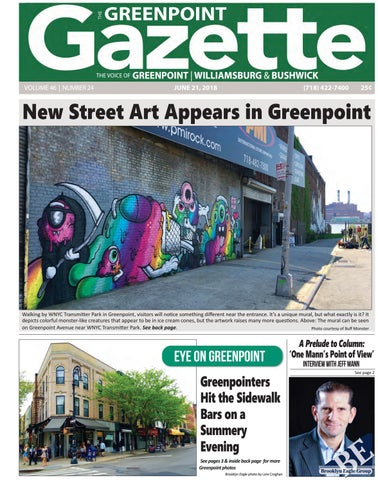 Greenpoint Gazette_20180622 by Rustam Kerimov - issuu