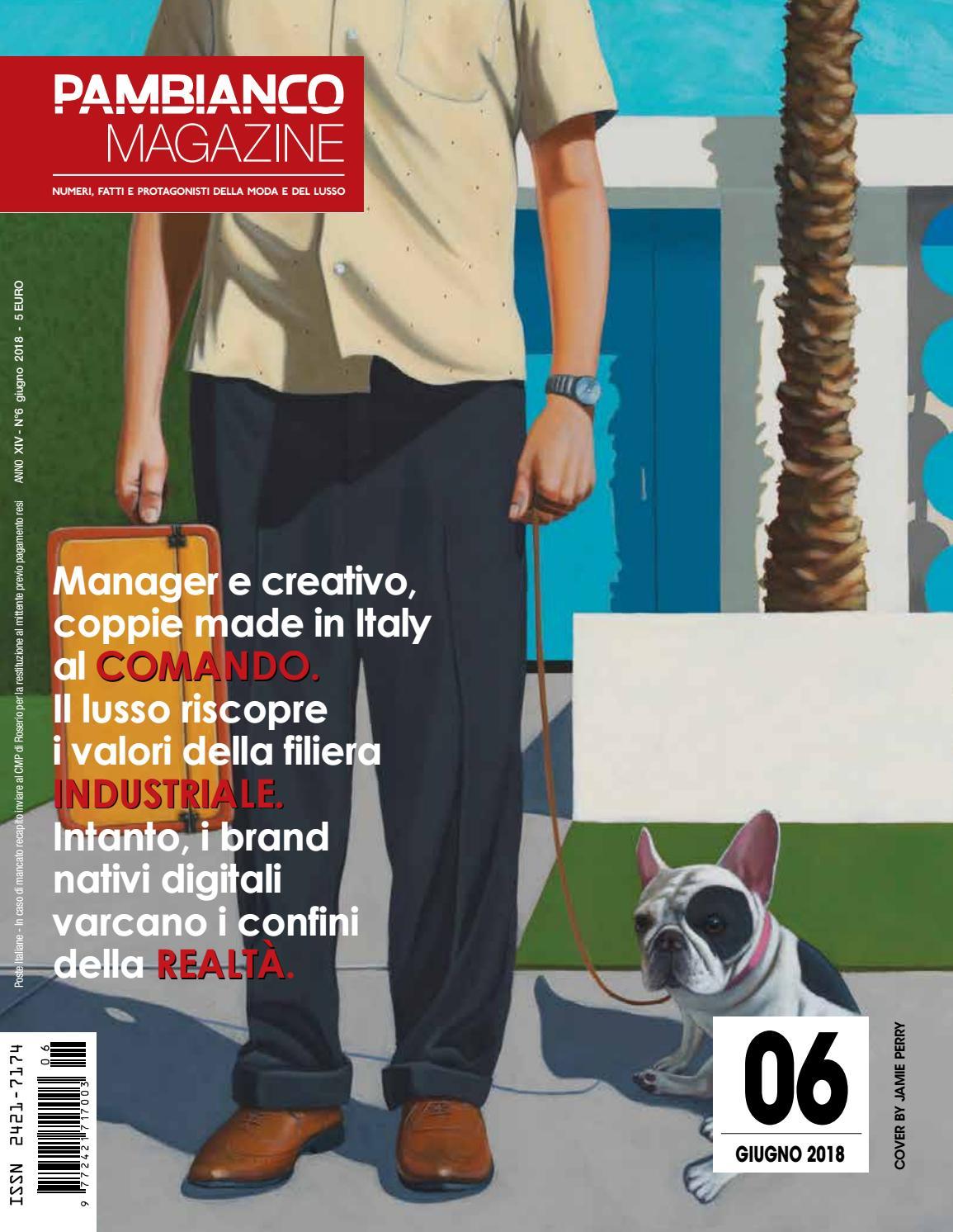 Pambianco magazine 6 XIV by Pambianconews issuu