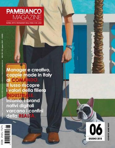 Pambianco magazine 6 XIV by Pambianconews - issuu 2cabb9a8abe