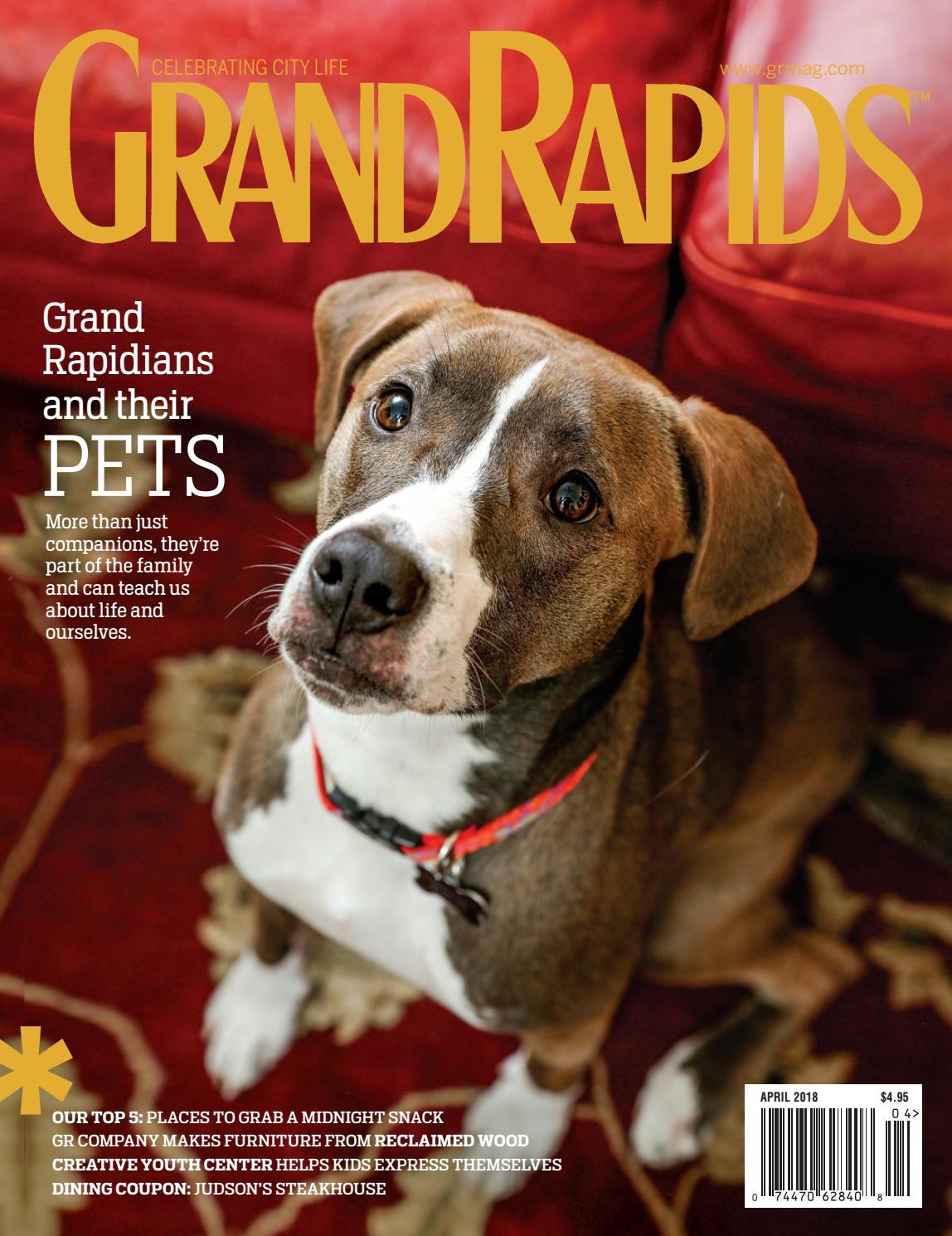 Grand Rapids Magazine - April 2018 by Grand Rapids Magazine - issuu