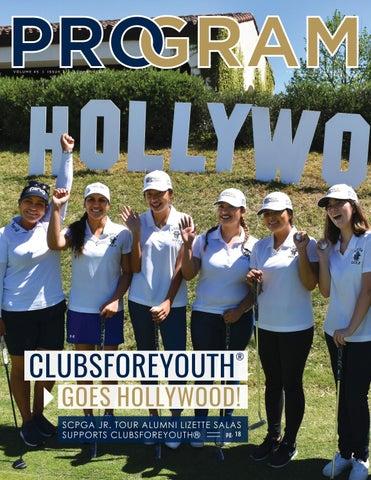 3fabc6332e4 PROgram Magazine - 2018 Summer Issue by Southern California PGA - issuu