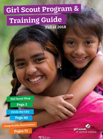 958b94477208 2018 Girl Scout Program and Training Guide by Girl Scouts of Central ...
