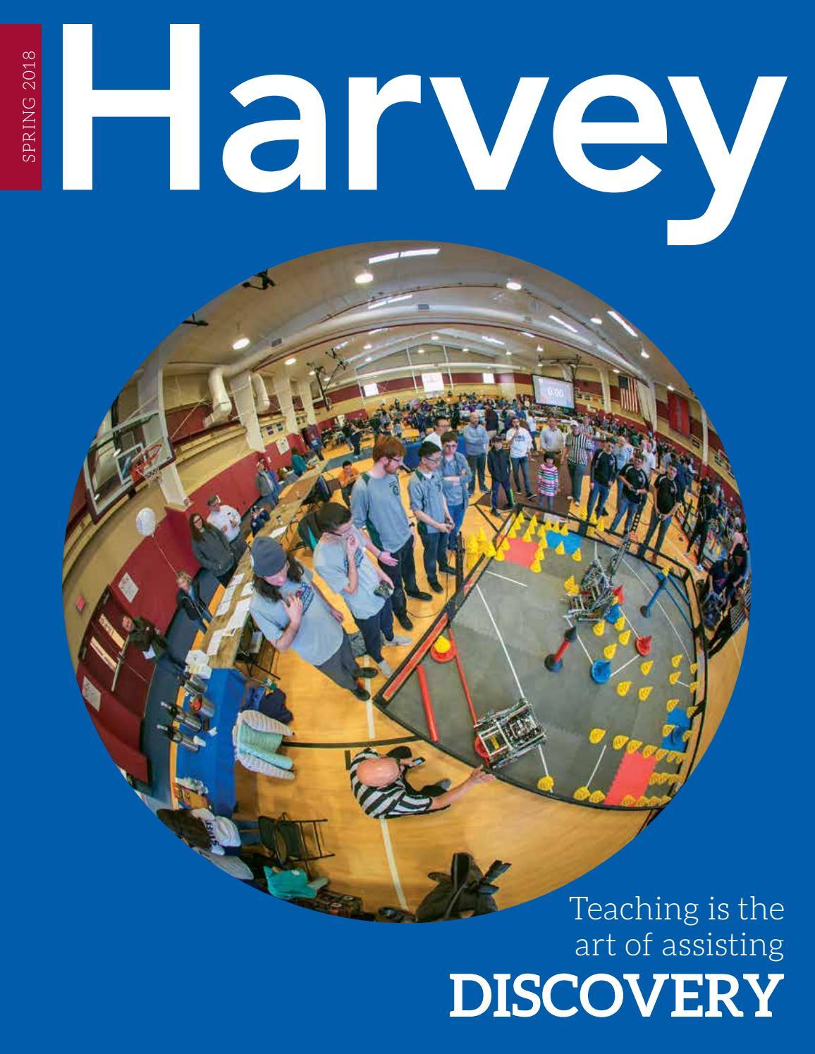 Harvey Magazine - Spring 2018 by The Harvey School - issuu