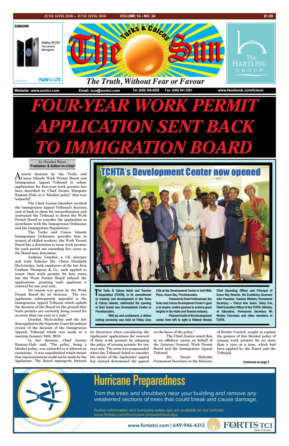 e23d33375 VOLUME 14 ISSUE 24 by The SUN Newspaper - issuu