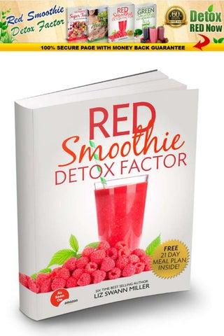 smoothie detox colon pdf)