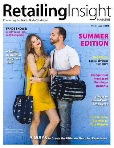 14c32f4aff Summer Edition  July-Aug 2018 by Retailing Insight Magazine - issuu