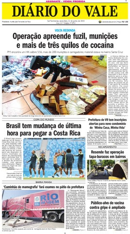 bc970a9bd4c 8751 diario sexta feira 22 06 2018 by Diário do Vale - issuu
