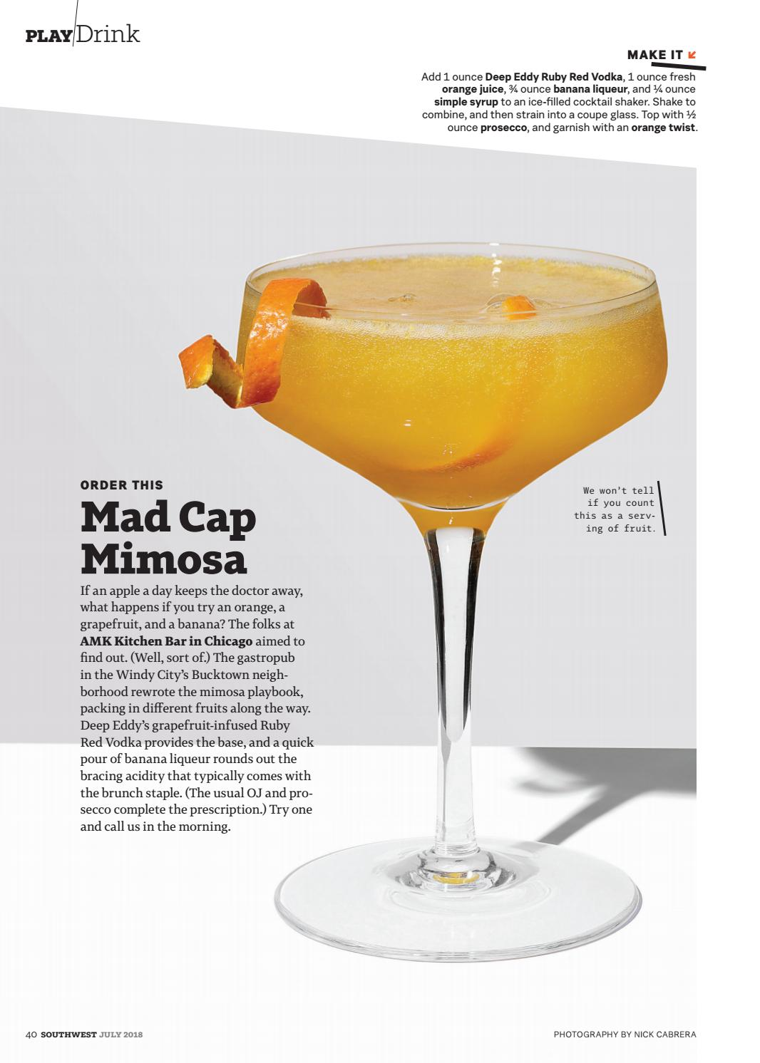 July 2018 by Southwest: The Magazine - issuu