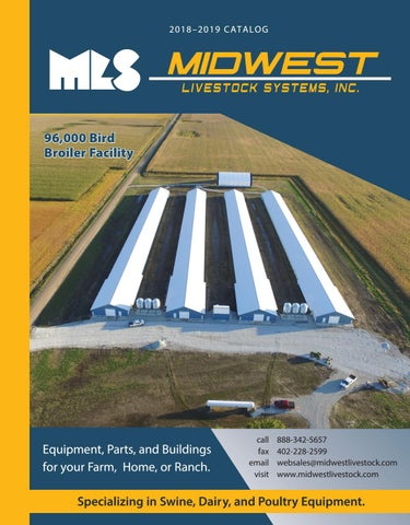 2018-2019 Midwest Livestock Catalog by Midwest Livestock ... on
