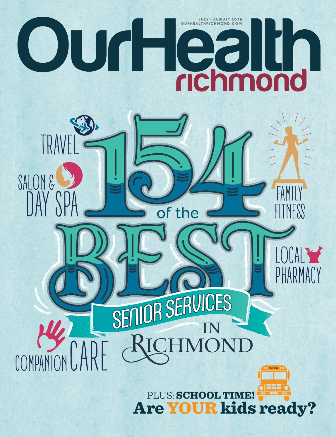 Ourhealth Richmond July August 2018 By Magazine Issuu Bouncless Switch With Ne555