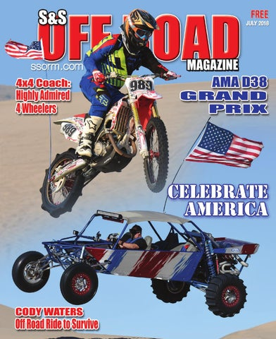 S&S Off Road Magazine July 2018 by S&S Off Road Magazine - issuu