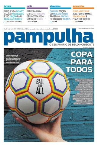 9fb2b44d6 Pampulha - 23 a 29 de junho de 2018 by Tecnologia Sempre Editora - issuu