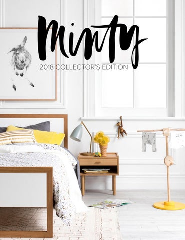 Minty Magazine 2018 Collector\'s Edition by Minty Magazine - issuu