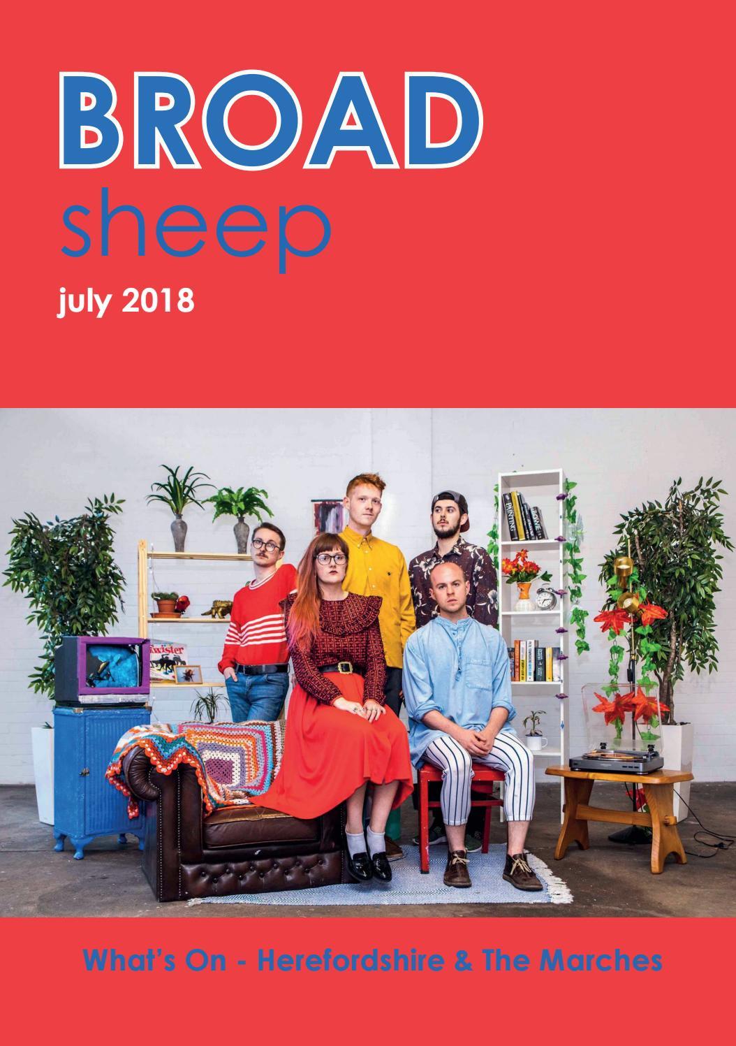 a86307df61f1 Broad sheep July 2018 by Broadsheep - issuu