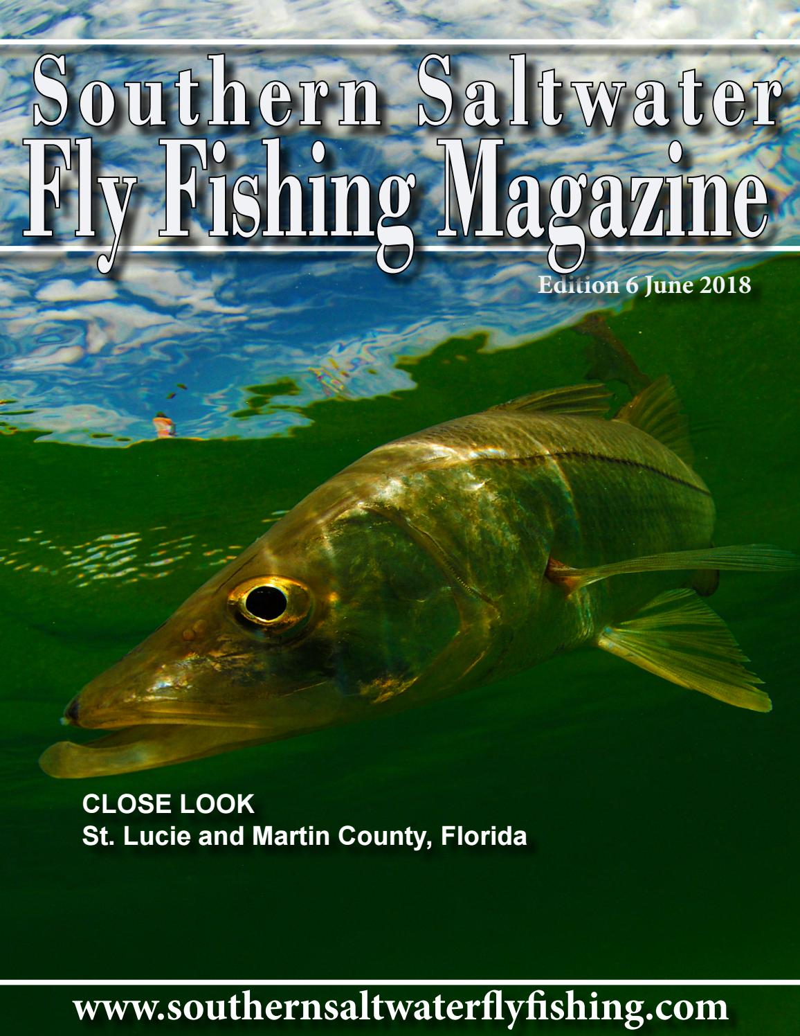 Southern Saltwater Fly Fishing issue 6 Summer 2018 by ...
