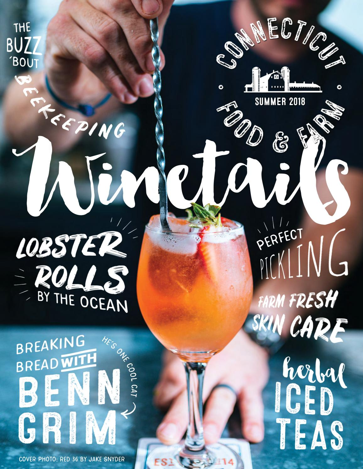 Connecticut Food Farm Magazine Summer 2018 Volume 13 By Austin Wedges Meagan Brown Cokelat 40 And Issuu