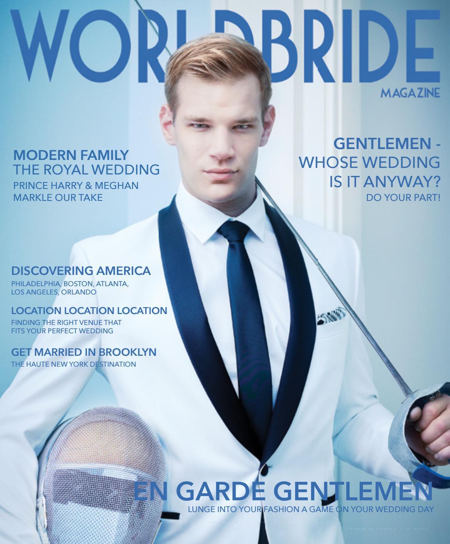 a9776e99a5 WBM En Garde - The Groom s Spring Issue by World Bride Magazine - issuu