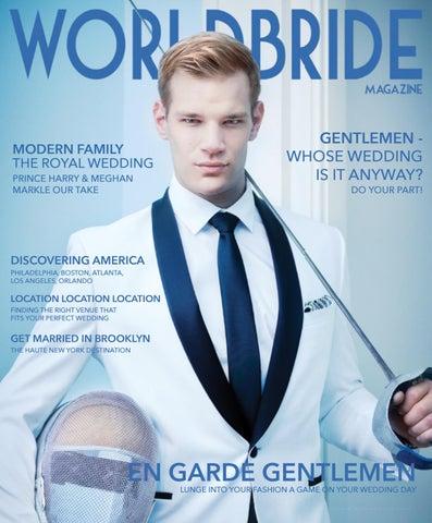 64bb147b9f292 WBM En Garde - The Groom s Spring Issue by World Bride Magazine - issuu